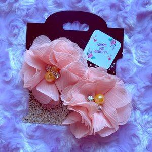 Accessories - Girls/woman flower hair clips